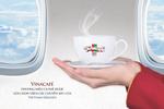 Vinacafé chính thức có mặt trên các chuyến bay của Vietnam Airlines