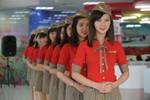 Cơ hội trở thành tiếp viên hàng không