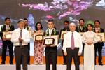 """FrieslandCampina VN được trao """"Giải thưởng Môi trường Việt Nam năm 2015"""""""