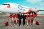 Cơ hội trở thành tiếp viên hàng không của Vietjet