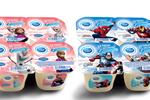 Dutch Lady ra mắt 2 dòng sản phẩm sữa chua dành cho trẻ em