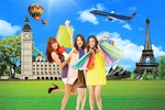 Cơ hội du lịch châu Âu với thẻ Vietnam Airlines Techcombank Visa