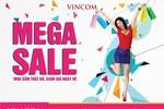 Hàng hiệu giảm giá đến 50% trên toàn hệ thống Vincom