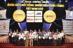 BAC A BANK nhận giải Top 50 Nhãn hiệu nổi tiếng Việt Nam 2015