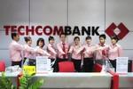 Techcombank lãi trước thuế 1.032 tỷ đồng 6 tháng đầu năm