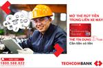 Ưu đãi lớn cho doanh nghiệp trả lương qua Techcombank