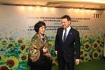 Bà Thái Hương chính thức đầu tư dự án Sữa tươi sạch tại Nga