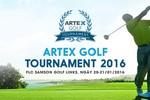 "Artex Golf Tournament ""xông đất "" FLC Samson Golf Links"