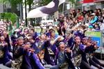 Độc đáo lễ hội Hanami đầu tiên tại Asia Park