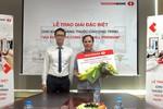Techcombank trao thưởng 300 triệu đồng cho khách vay mua dự án Park Hill Premium