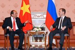 Việt Nam - Liên bang Nga ký kết hợp tác đầu tư nhiều dự án lớn