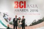 Tập đoàn BRG được vinh danh Top 10 công ty Chủ đầu tư hàng đầu 2016