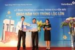 Khách hàng VietinBank được trao thưởng trị giá 185 triệu đồng
