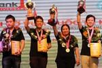 Lê Quang Liêm giành Huy chương bạc giải vô địch châu Á
