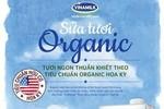 Vinamilk làm sữa tươi organic