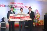 """HDBank Quảng Nam tặng 2 căn nhà tình thương, hỗ trợ """"Nông thôn mới"""""""