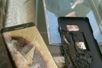 Dừng cung cấp sạc pin trên máy bay cho Samsung Galaxy Note7