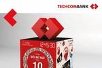 Có gì đặc biệt trong hộp quà bí mật của Techcombank?