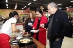Đối tác Liên bang Nga ký kết nhiều hợp đồng nhập khẩu hàng hóa từ Việt Nam