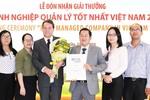 """HDBank 2 năm liên tục nhận giải """"Doanh nghiệp quản lý tốt nhất"""""""