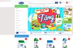 """Vinamilk ra mắt website bán hàng """"Giấc mơ sữa Việt"""""""