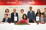 Tập đoàn BRG, SeaBank và Coca-Cola Việt Nam hợp tác toàn diện