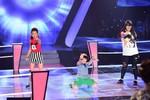 """Cậu bé tóc xù gây bão ở The Voice Kids khiến Lam Trường phải """"vái lạy"""""""