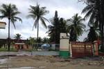 Trường bị thu hồi đất nhưng vẫn đảm bảo việc học cho sinh viên