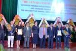 Hai chương trình đào tạo của Đại học Đà Nẵng đạt kiểm định chất lượng quốc tế