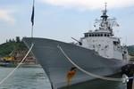 Chi tiết tàu khu trục hải quân hoàng gia New Zealand vừa cập cảng Đà Nẵng