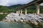 Thi công đường công vụ mở rộng hầm Hải Vân gây nhiều lo ngại