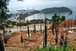 Đà Nẵng cho xây kè chống sạt lở tại khu vực có 40 móng biệt thự không phép