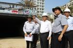 """Đà Nẵng xử lý công trình khách sạn xả thải """"chui"""" ra bãi biển"""