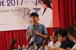 Trại hè nghiên cứu khoa học quốc tế: Nơi chia sẻ những kỹ năng về công nghệ