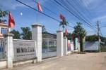 Sai phạm hàng tỷ đồng trong xây dựng nông thôn mới ở Quảng Nam