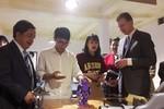 Đại sứ Hoa Kỳ thán phục những sáng chế công nghệ của sinh viên Đà Nẵng