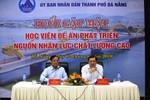 Nhiều lãnh đạo Sở ở Đà Nẵng vắng mặt trong buổi gặp...nhân tài