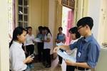 Phó Chủ tịch Thừa Thiên Huế đi thị sát kỳ thi quốc gia