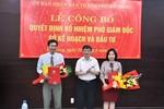 Đà Nẵng bổ nhiệm 2 phó Giám đốc sở Kế hoạch và Đầu tư sau kỳ thi tuyển