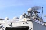 Xem sức mạnh tàu khu trục Hàn Quốc vừa cập cảng Đà Nẵng