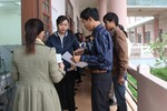 67 thí sinh dự kiến trúng tuyển giáo viên, chấm thẩm định thành...trượt