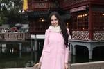 Mai Phương Thúy mê phố cổ ở Thượng Hải