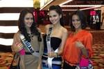 Hình ảnh đầu tiên của Diễm Hương tại Miss Universe