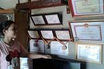 Nữ Thủ khoa Học viện Cảnh sát Nhân dân đạt tổng điểm cao nhất nước