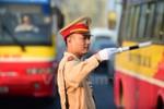 Hà Nội phân luồng giao thông phục vụ 3 Hội nghị Quốc tế