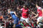 Nhìn lại đại chiến Arsenal - Chelsea qua ảnh