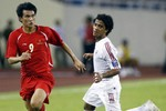 Xem lại chiến thắng lịch sử của tuyển Việt Nam trước UAE năm 2007