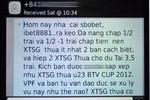 Nghi án XT.SG bán độ ở trận Siêu cúp quốc gia