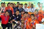 Lịch thi đấu chính thức 22 vòng đấu V-League 2013