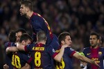 Thống kê trận Barca - Milan: Chiến thắng tuyệt đối của Barca